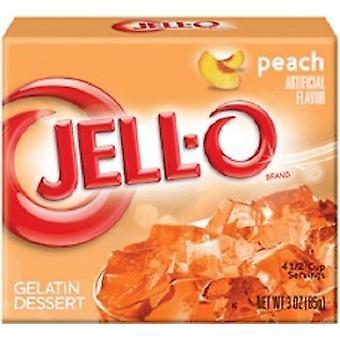 Jell-o Pfirsich Gelatine Dessert Mix