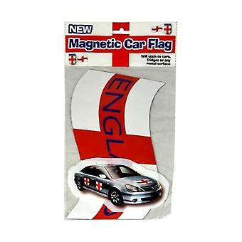 Union Jack Wear Magnetic England Car Flag