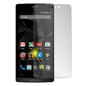 Archos 50 Diamond screen protector 9 H laminated glass tank protection glass tempered glass