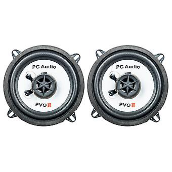 Áudio de PG EVO II, altofalante do carro coaxial 13cm 13.2, B-stock