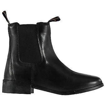 Dublin Mens Elevation Jodhpur Boots Slip On