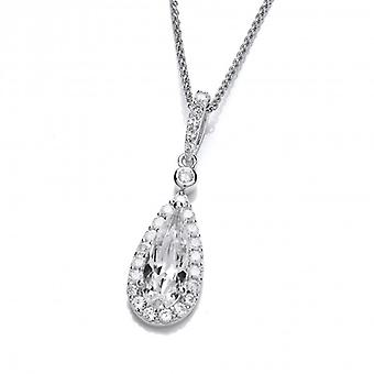 Cavendish French The Great Gatsby Glamour Pendant without Chain
