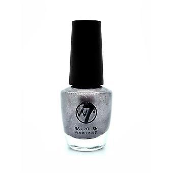W7 Cosméticos gris uñas 15ml