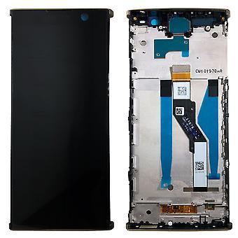 Sony Display LCD Komplett Einheit für 78PC5100030 Xperia XA2 Plus H3413 H4413 H4493 Gold Ersatzteil Neu