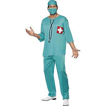 Surgeon Costume, Chest 38