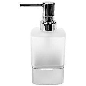 Lounge Soap Dispenser F/S chrome/glass 5455 13