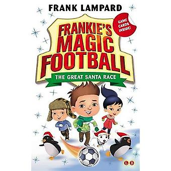 سباق سانتا كبيرة من فرانك لامبارد-كتاب 9780349132099