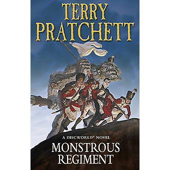 Monstrous Regiment - (Discworld Novel 31) by Terry Pratchett - 9780552