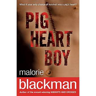 Pig Heart Boy by Malorie Blackman - 9780552551663 Book