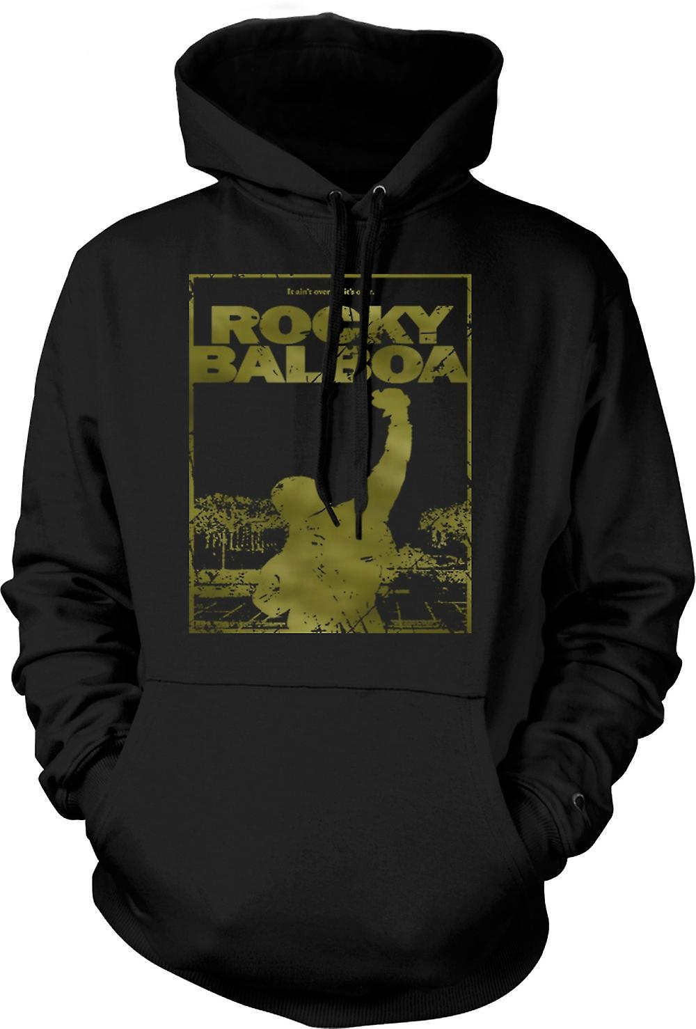 Kids Hoodie - Rocky Balboa Punch - Movie - Funny