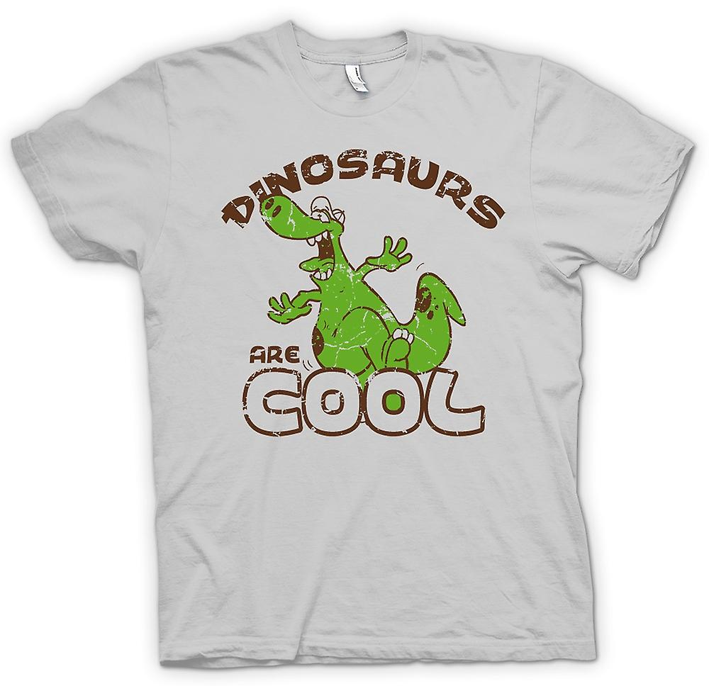 Mens T-shirt - Dinosaurs Are Cool - Funny