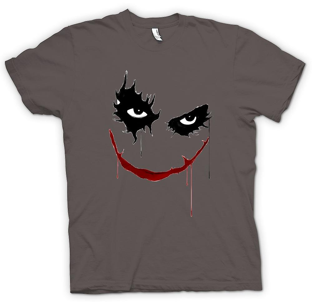 T-shirt-Joker sorridente - Batman - Pop Art