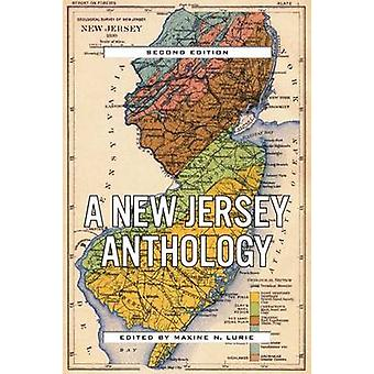 A New Jersey Anthology (2nd Revised edition) by Maxine N. Lurie - Mic