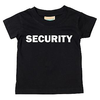 Security Tshirt