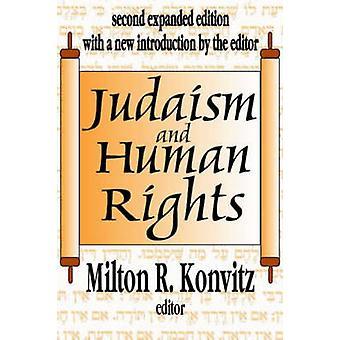 Judaism and Human Rights (2e édition révisée) par Milton R. Konvitz -