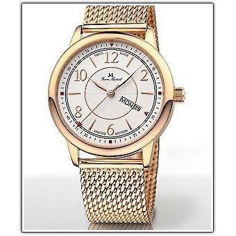 Jean Marcel Palmarium bracelet mens watch automatic 570.271.53