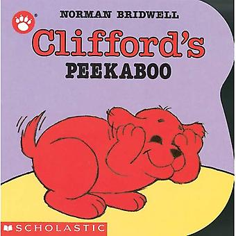 Clifford's Peekaboo (Cartwheel Books)