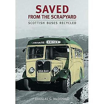 Saved from the Scrapyard: Scottish Buses Recycled