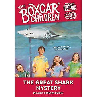 Stor haj mysteriet (Boxcar barn Special)