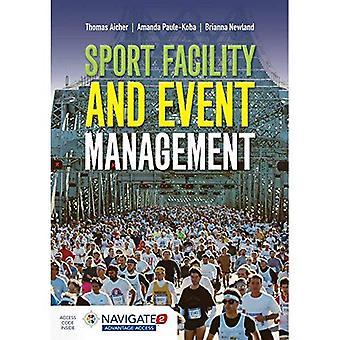 Sport Facility and Event Management- Includes Navigate 2 Advantage Access
