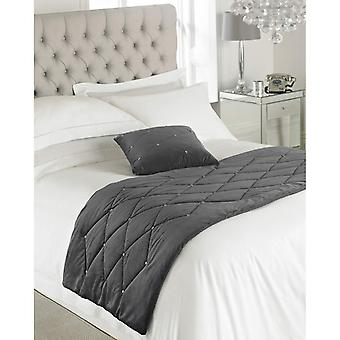 Riva Paoletti New Diamante Bed Runner