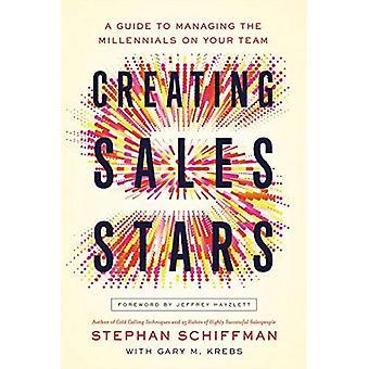 Erstellung von Sales Stars: Eine Anleitung zur Verwaltung von Millennials in Ihrem Team
