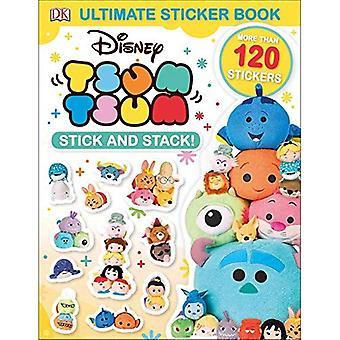 Ultimative klistermærke bog: Disney Tsum Tsum Stick og stak! (Ultimate klistermærke bøger)