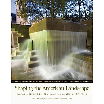 Shaping the American Landscape: New Profiles from the Pioneers of American Landscape Design Project
