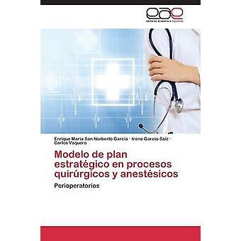 Modelo de planen Estrategico sv Procesos Quirurgicos y Anestesicos av San Norberto Garcia Enrique Maria
