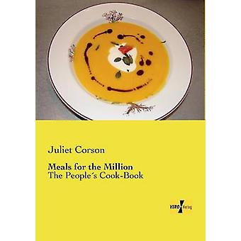 Meals for the Million by Corson & Juliet