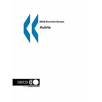 OCDE estudios económicos Austria volumen 2005 número 8 por la OCDE. Publicado por la editorial de la OCDE