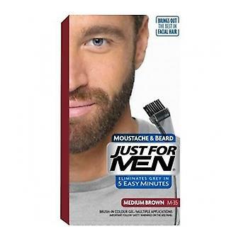 Just For Men [Gel] Medium Brown Beard