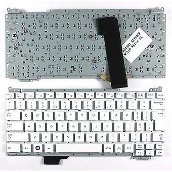 Samsung NC110 A04 bianco UK Layout sostituzione tastiera portatile