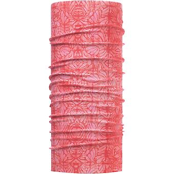 Buff Calyx Salmon Rose Coolnet UV + hals
