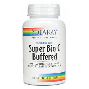 Solaray Super C Buffered 100 Capsules
