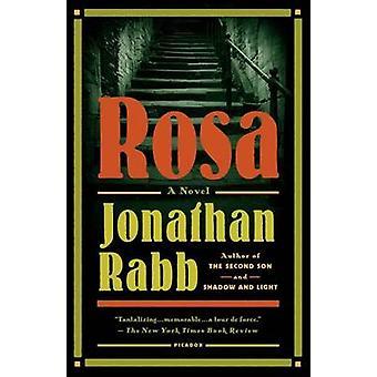 Rosa by Jonathan Rabb - 9781250008725 Book