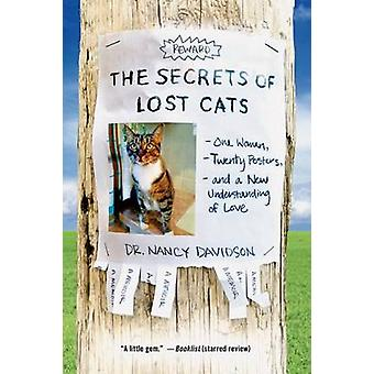 The Secrets of Lost Cats - One Woman - Twenty Posters - and a New Unde