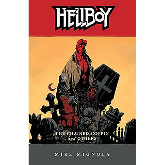 Hellboy Volume 3 - The Chained Coffin and Others (2nd edition) by Mike