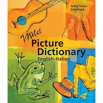 Milet Picture Dictionary (Bilingual edition) by Sedat Turhan - Sally