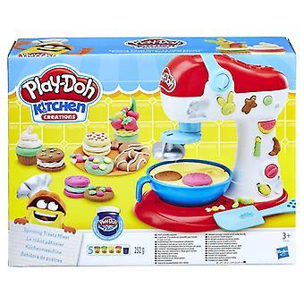 Play-Doh keuken creaties spinnen traktaties Mixer