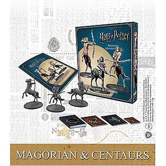 Magorian & Centaurs Exp Harry Potter Miniatures Adventure Game HPM