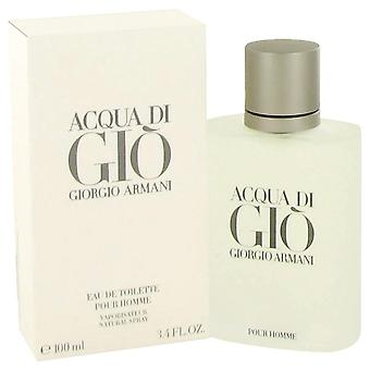 ACQUA DI GIO by Giorgio Armani Eau De Toilette Spray 3.3 oz / 100 ml (Men)