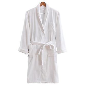 Snipe bathrobe bathrobe SPA-model of luxurious cotton terry