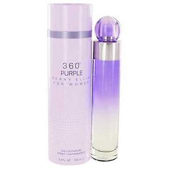Perry Ellis 360 Purple Par Perry Ellis Eau De Parfum Spray 3.4 Oz (femmes) V728-502340