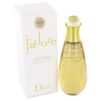 Jadore Shower Gel By Christian Dior