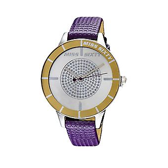 Miss Sixty Light Violet Watch R0751106505