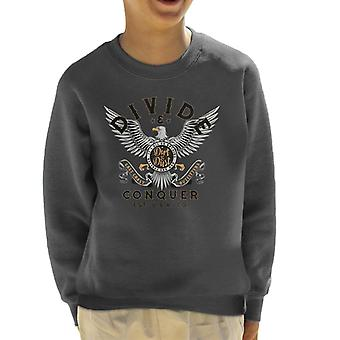 Divide & Conquer Outfitters Eagle Kid's Sweatshirt