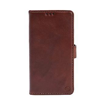 iPhone 8/7 Slider Folio Wallet Brown