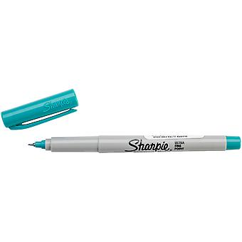 Sharpie Ultra Fine Point Permanent Marker Open Stock-Aqua SUFL-37243
