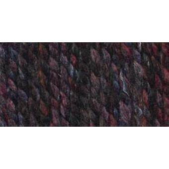 Wool Ease Thick & Quick Yarn Blackstone Stripes 640 506